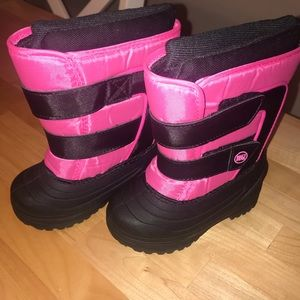 Toddler Snow Boots Brand New